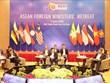 东盟外长就维护东南亚和平与稳定的重要性发表联合声明