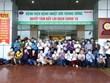 从赤道几内亚回国的219名越南公民中只有22人感染新冠肺炎病毒