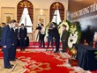 杨洁篪等中国中央和部委领导前往越南驻中国大使馆吊唁黎可漂同志逝世