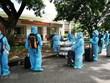 越南新增1例新冠肺炎确诊病例  新增1例死亡病例