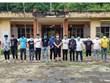 违法入境越南的15名中国人被抓并进行医学隔离