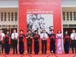1950年边界战役胜利展览会在高平省正式开幕