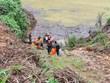 捞庄三号水电站山体滑坡事故:军队动员更多力量参加抢险救援工作