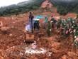 广治省向化县泥石流事故:已找到全部22具尸体