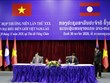 越南与老挝考虑恢复整个边界线的货物通关