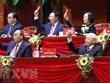 越共十三大:外媒突出大会的议程