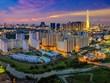 胡志明市成为亚太地区房地产投资最好的城市之一