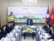 老挝人民革命党向越南共产党通报第十一次全国代表大会的结果