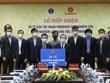"Vingroup集团向""越南制造""的新冠疫苗COVIVAC临床试验研究工作提供200亿越盾资助"