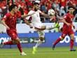 越南国家足球队将与约旦队进行友谊赛
