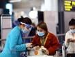 越南各家航空公司拒绝未进行健康申报的乘客登机