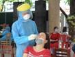 6月12日中午越南新增89例新冠肺炎确诊病例