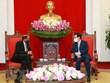 越南高度重视与新加坡等邻国和本地区各国的合作