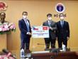 越南接收由捷克政府捐赠的25万剂新冠疫苗