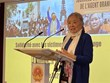 比利时越南协会声援越南橙剂受害者