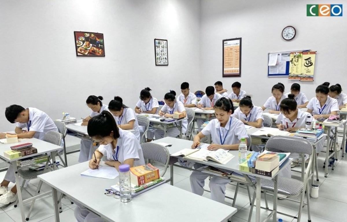 出国务工外语培训班