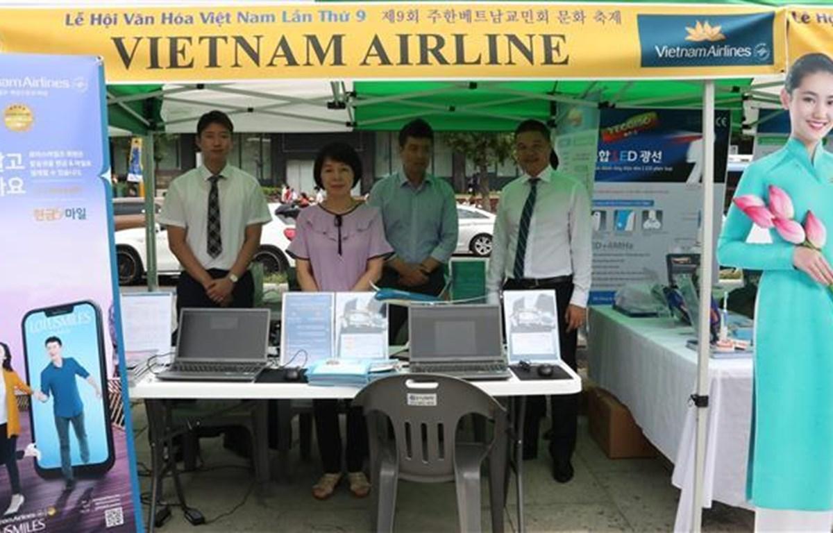 越航使用波音787-10客机来执行越南至韩国航线