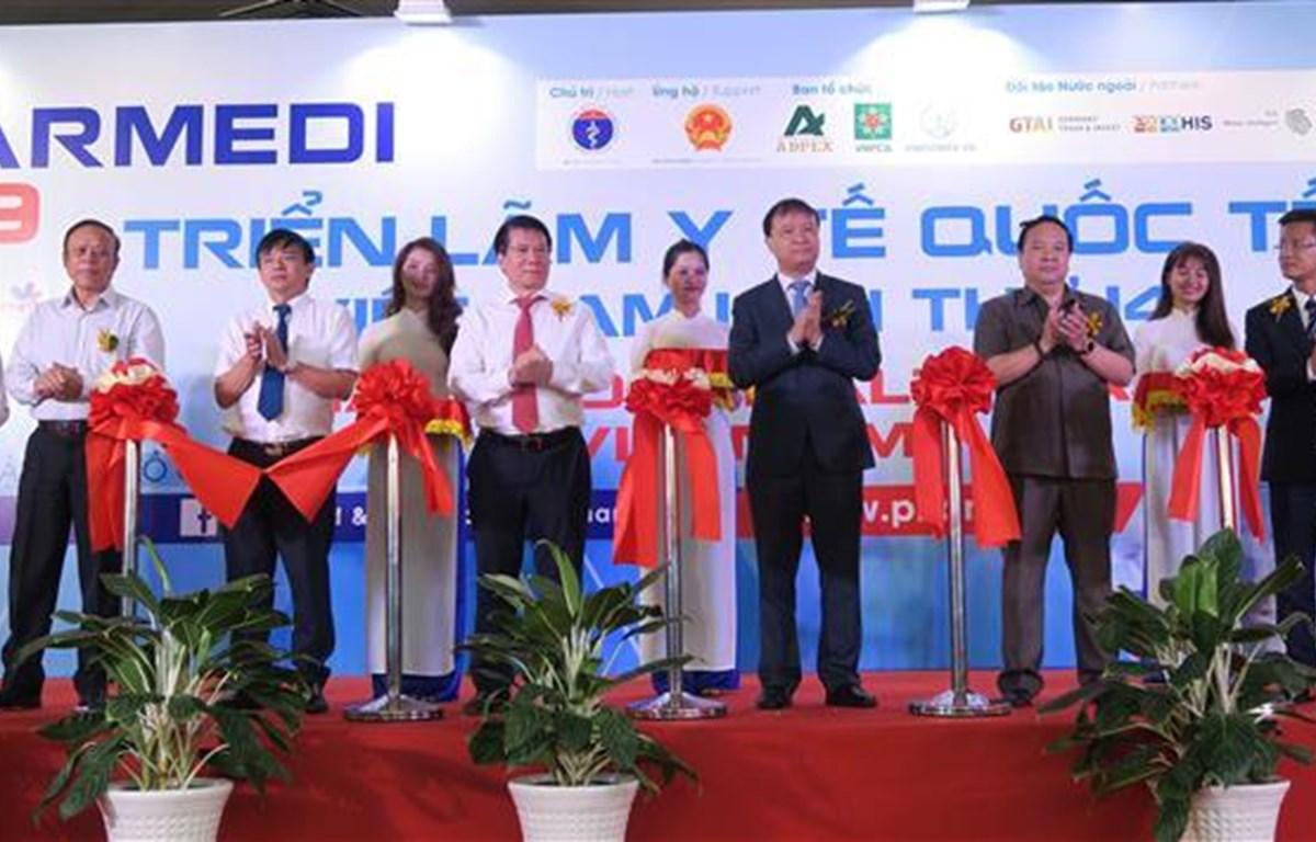 第14届越南国际医疗器械展览会在胡志明市正式开幕