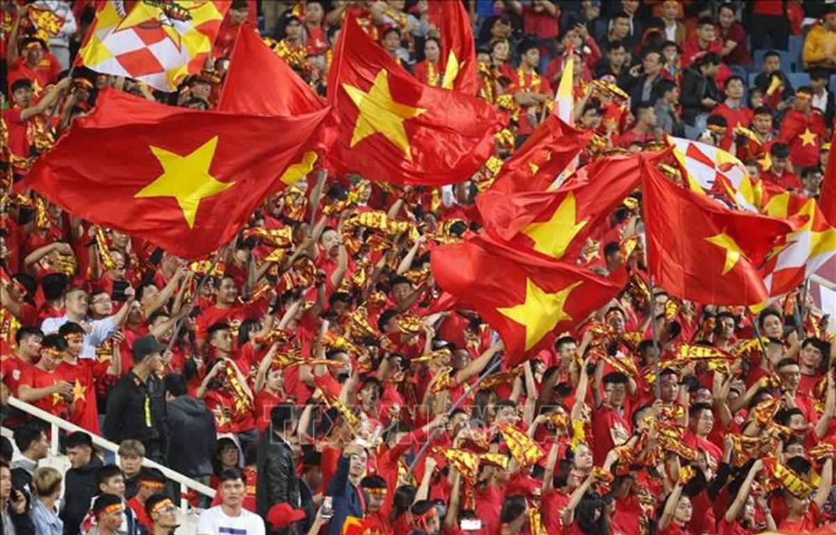 2022世界杯预选赛亚洲区第二阶段:越南队主场1比0战胜阿联酋队