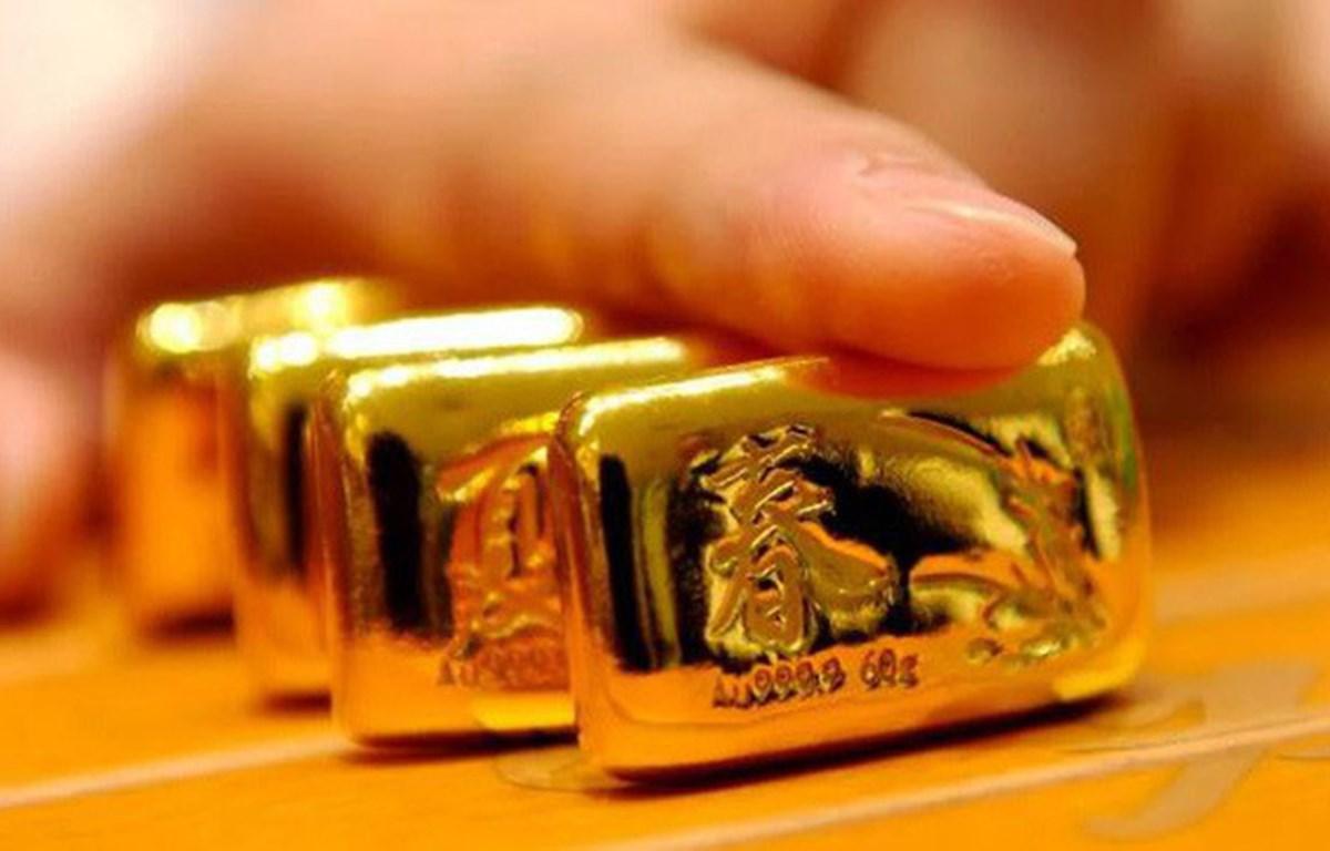 7月2日越南国内黄金价格下降30万越盾一两