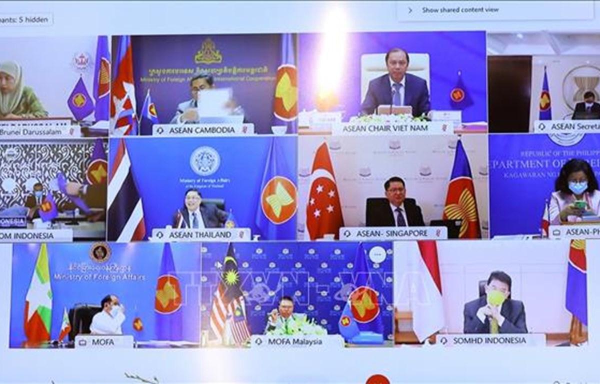 ASEAN 2020:东盟积极参与新冠肺炎疫情防控阻击战