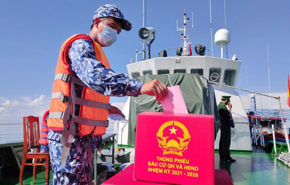 越南换届选举取得成功:全民大团结是力量之源