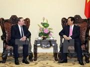 阮晋勇总理会见匈牙利新任驻越大使乔鲍·欧利