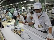 越南对美国纺织品服装出口额可达110亿美元