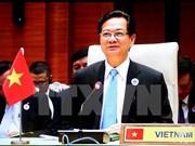 越南政府总理阮晋勇访泰出席越泰第三次联合内阁会议