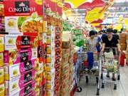 越南货占领河内市市场