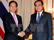 越南与泰国发表联合新闻公报