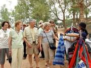 2015年前7个月越南接待国际游客量达近440万人次