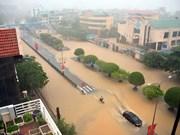广宁省暴雨洪水致15人死亡和7人失踪 经济损失可达1万亿越盾