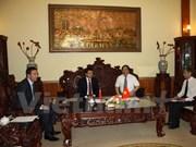 越南与莫斯科州推动开展投资合作项目