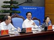 越南政府总理阮晋勇:注重推广各场竞赛运动的先进典范