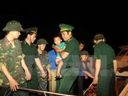 广宁省特大暴雨死亡失踪人数上升至24人救灾工作仍在紧张进行中