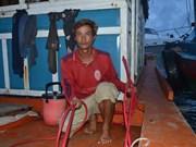 越南渔业工会:强烈反对中国船只殴打越南渔民和劫掠越南渔船财产的行为