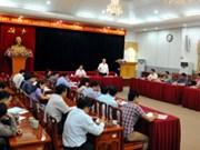 越南祖国阵线中央委员会召开2015年上半年工作总结会议