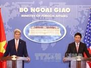 美国务卿希望《跨太平洋伙伴关系协定》谈判将于今年底结束