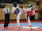 第13届国际跆拳道俱乐部锦标赛在胡志明举行