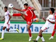 2015年东南亚U16足球赛:泰国以3比0打败缅甸夺冠