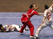 第八届亚洲青少年武术锦标赛:越南武术队以8金位居第三