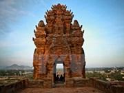 越南宁顺省藩朗婆克朗加萊塔群体风景之美