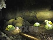 越南广平省山洞窟之魅力