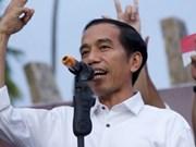 印尼总统改组内阁任命6名新部长