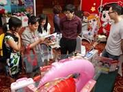 第二届越南—韩国动漫节正式在河内开幕