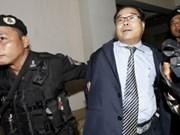 柬金边法院以篡改公文等罪名指控伪造越柬边界协议的反对党参议员