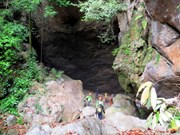 """风芽—格邦国家公园""""洼洞与裂水洞""""体验旅游线路正式开发"""