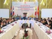 越老柬缅四国致力创建一个公开透明和高效的公共金融体制