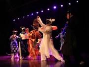 越南国家剧院表演的《老鼠嫁女》儿童戏曲颇受马来西亚观众的欢迎